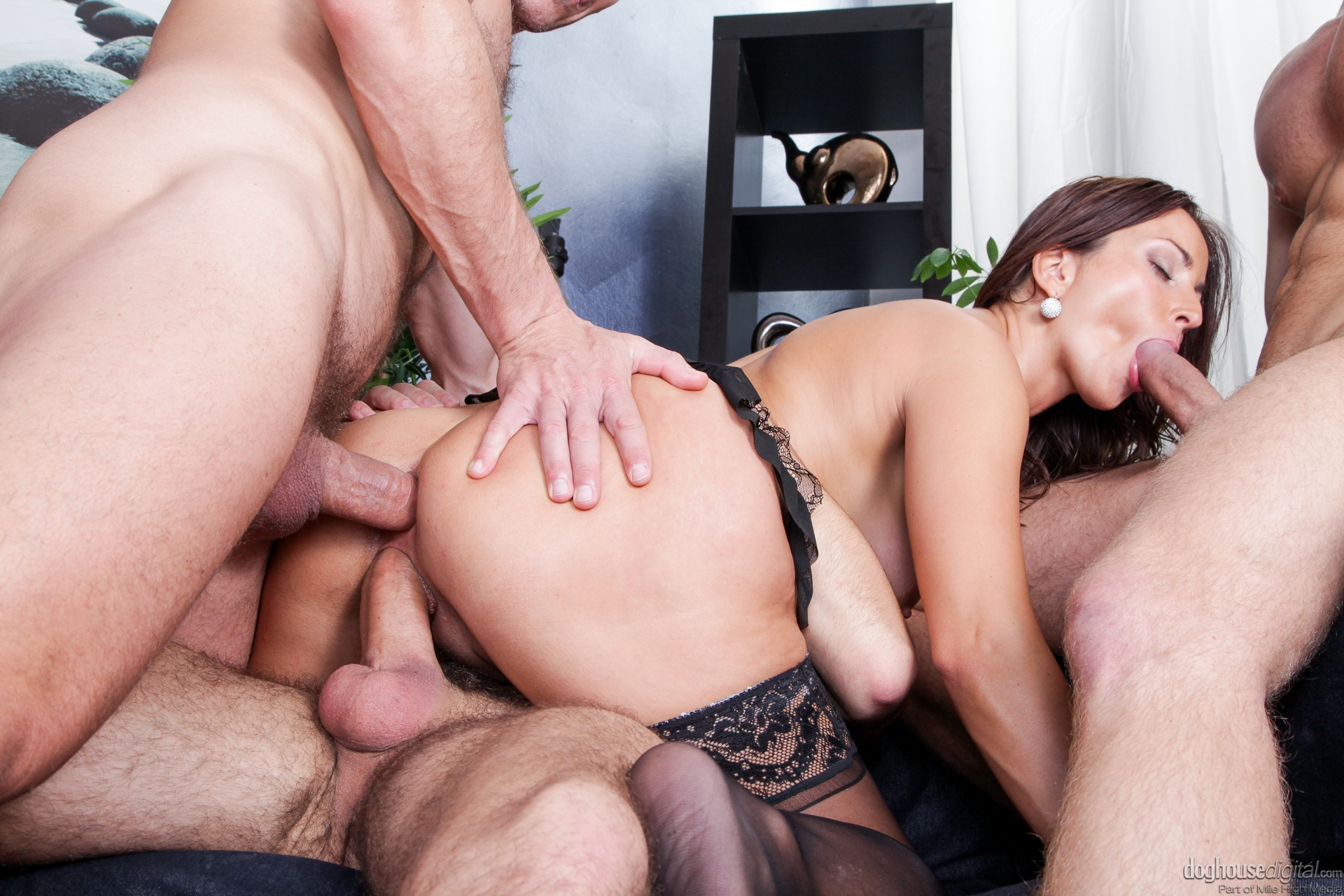 All Double Penetration Porn Pics Available For Watching With No Limits