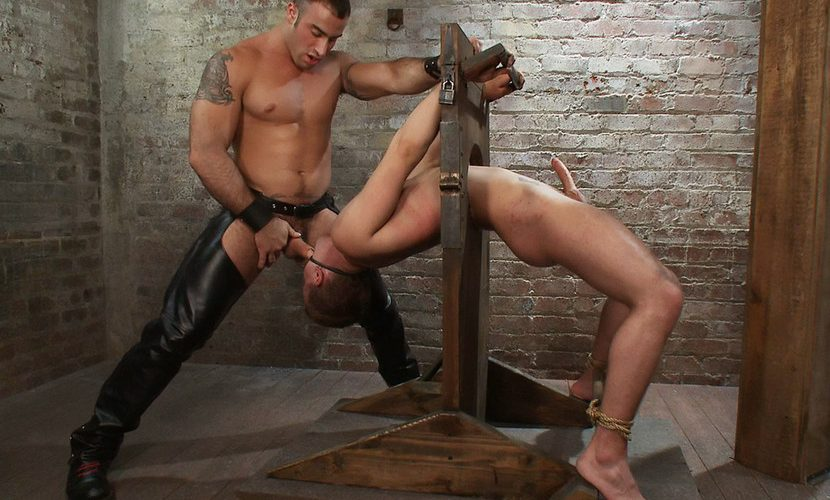 Ball torture gay