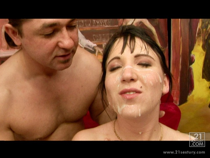 Hard Amateur French Orgy