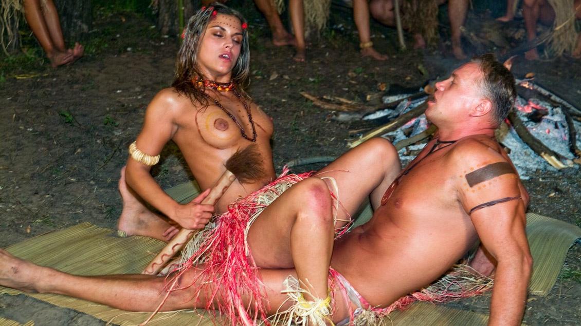 Необычное порно амазонии #3