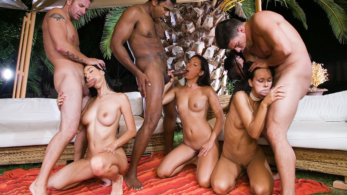 World wedding orgy porn video