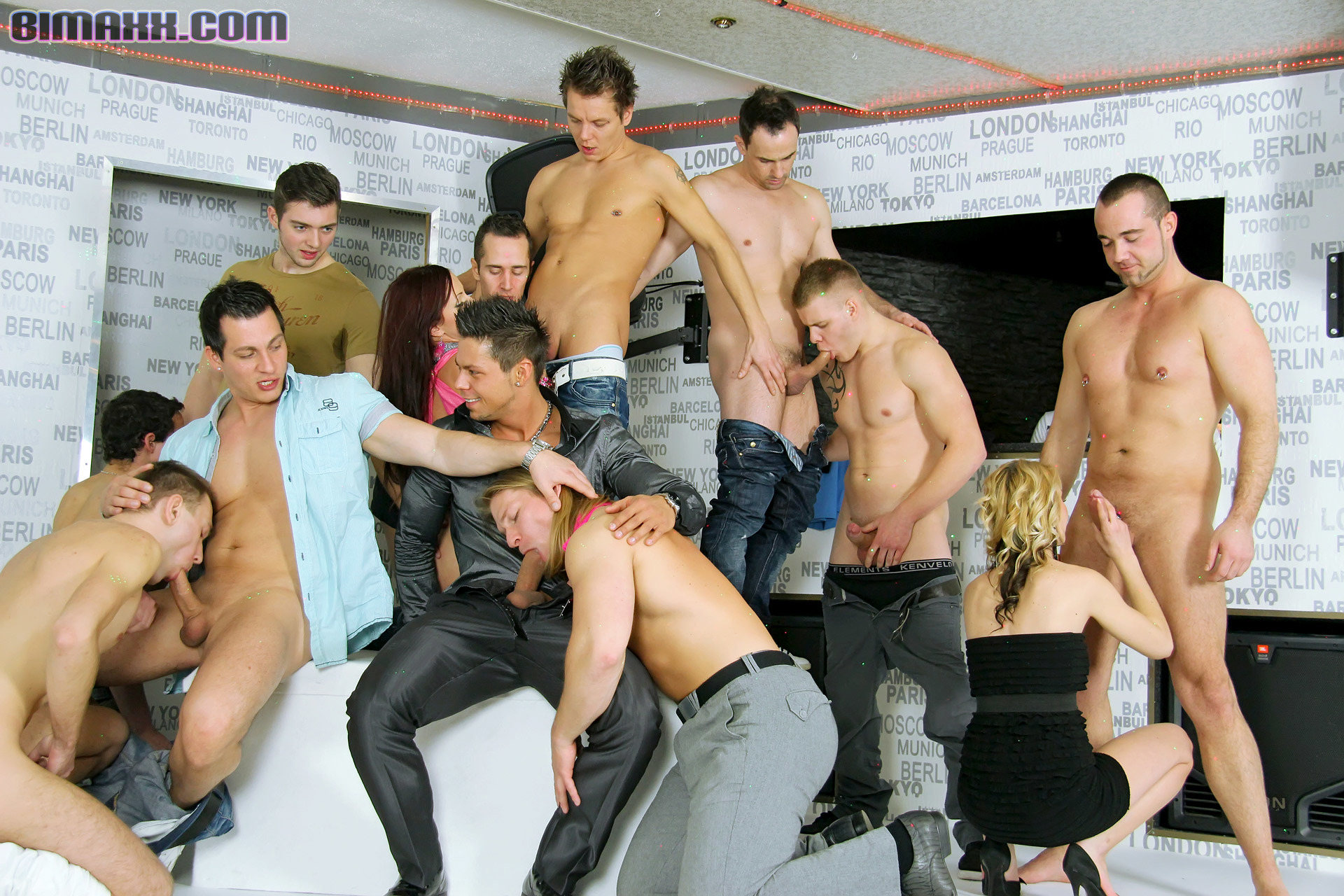 Final, strippers bisexual share your
