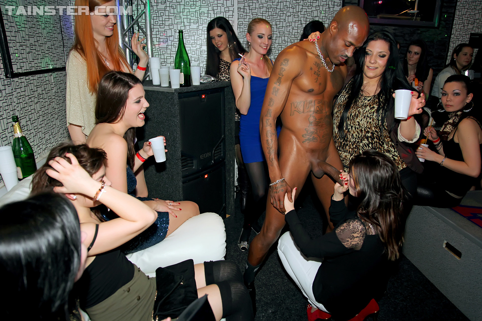 Fucked Pissing Girl Party