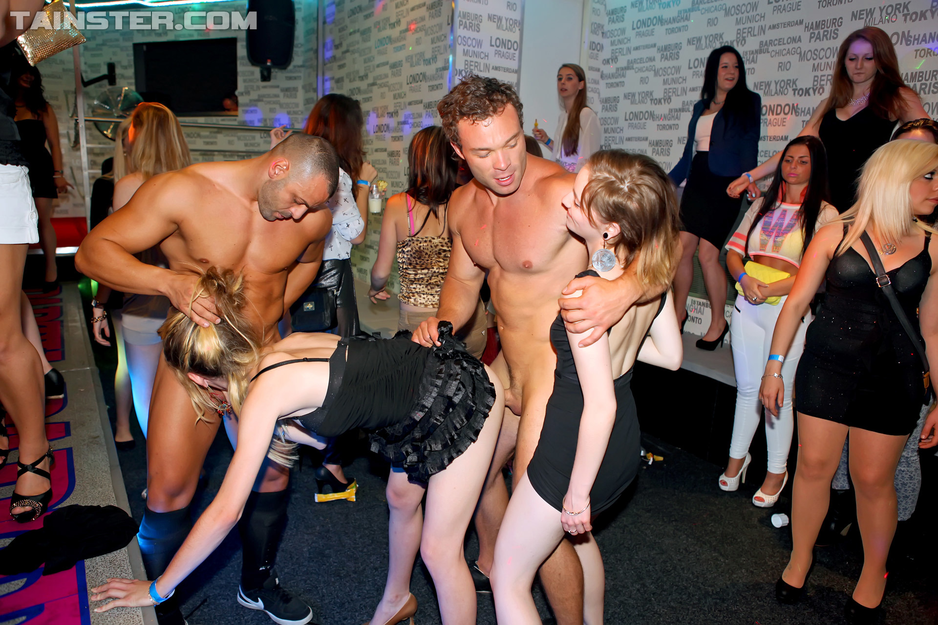 Party hardcore porn