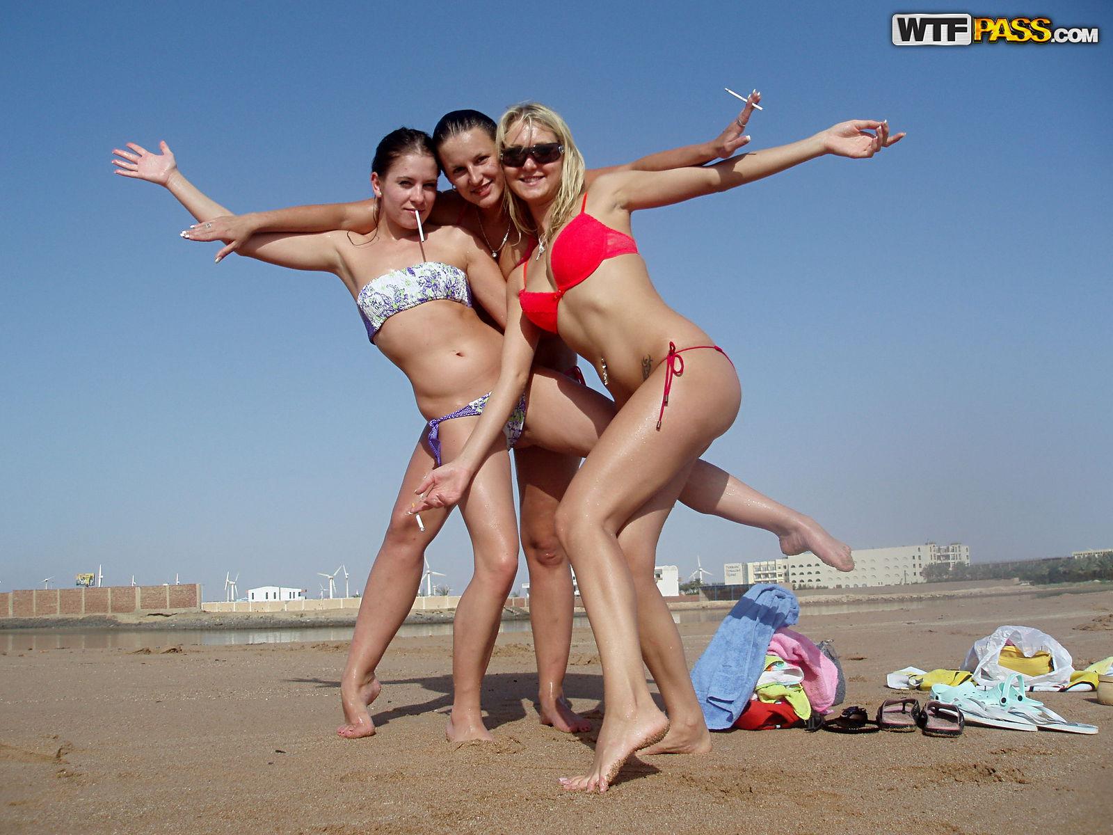 Beach Porn Film lexxis in pornweekends egypt porn with hot bikini girls: day