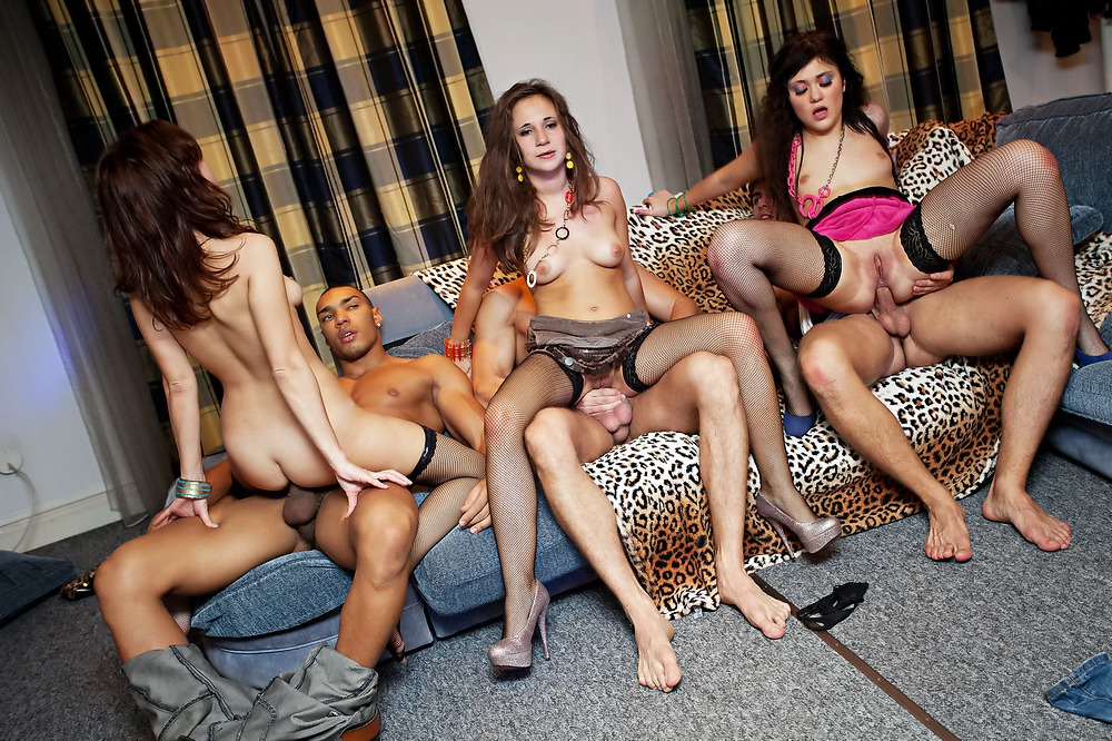 Orgy Milf Babe Photo